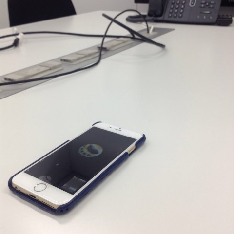 Smartphone as a Hangout Microphone